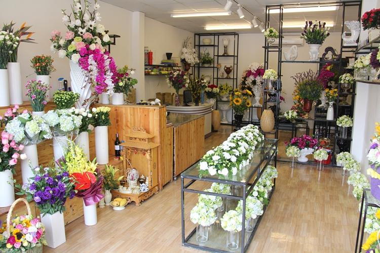 Shop hoa Lê Quang Định Lai Vung Đồng Tháp