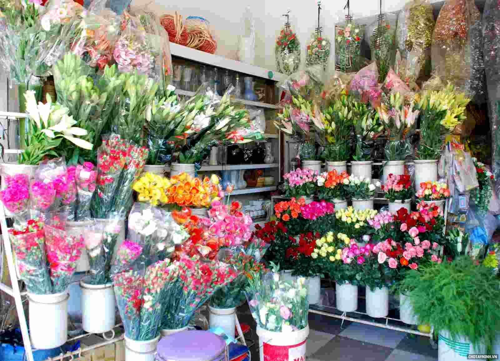 Shop hoa tươi Đường Lê Anh Xuân TP.Cao Lãnh