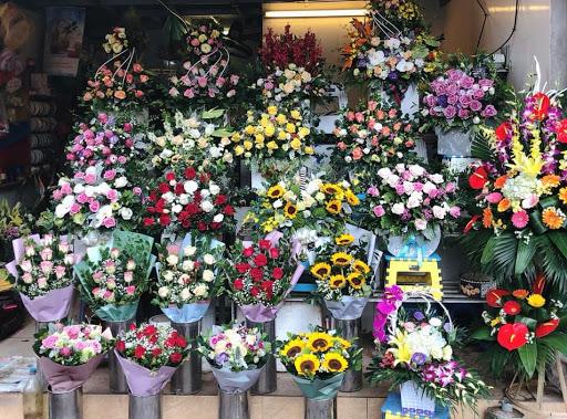 Shop hoa tươi Đường Trần Thị Nhượng Sa Đéc