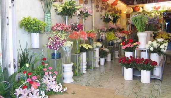 Shop hoa tươi Chợ Đốc Ninh Kiều TP.Cao Lãnh