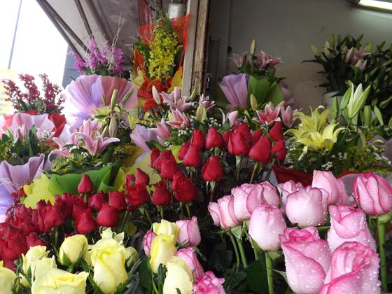 Shop hoa tươi Phạm Hữu Lầu TP. Cao Lãnh