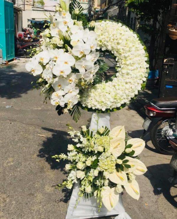Điện hoa chia buồn Châu Thành Đồng Tháp