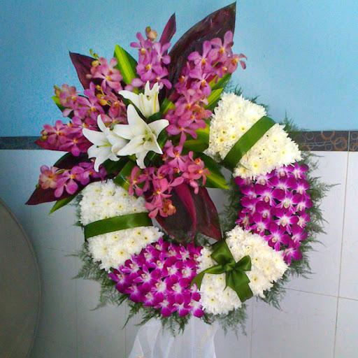 Điện hoa chia buồn Lai Vung Đồng Tháp